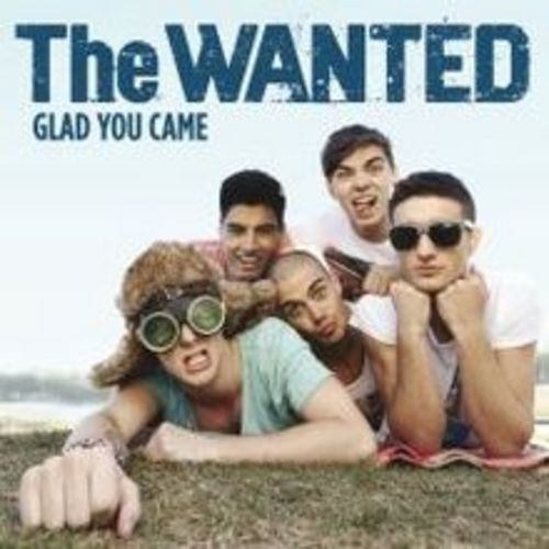 Product picture The Wanted - Glad You Came