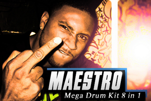Product picture Maestro Producer Drum Kits