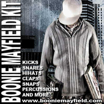 Product picture BOONIE MAYFIELD KIT pt.1